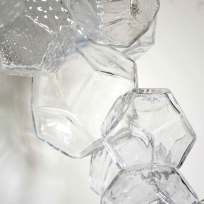 Verena Schatz, Fragments, Glass
